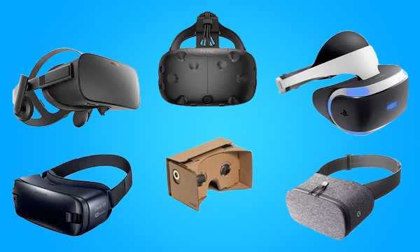 VR Headset Immersion